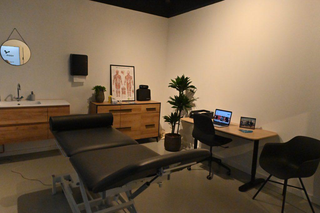 Fysio Moov fysiotherapie in Den Bosch