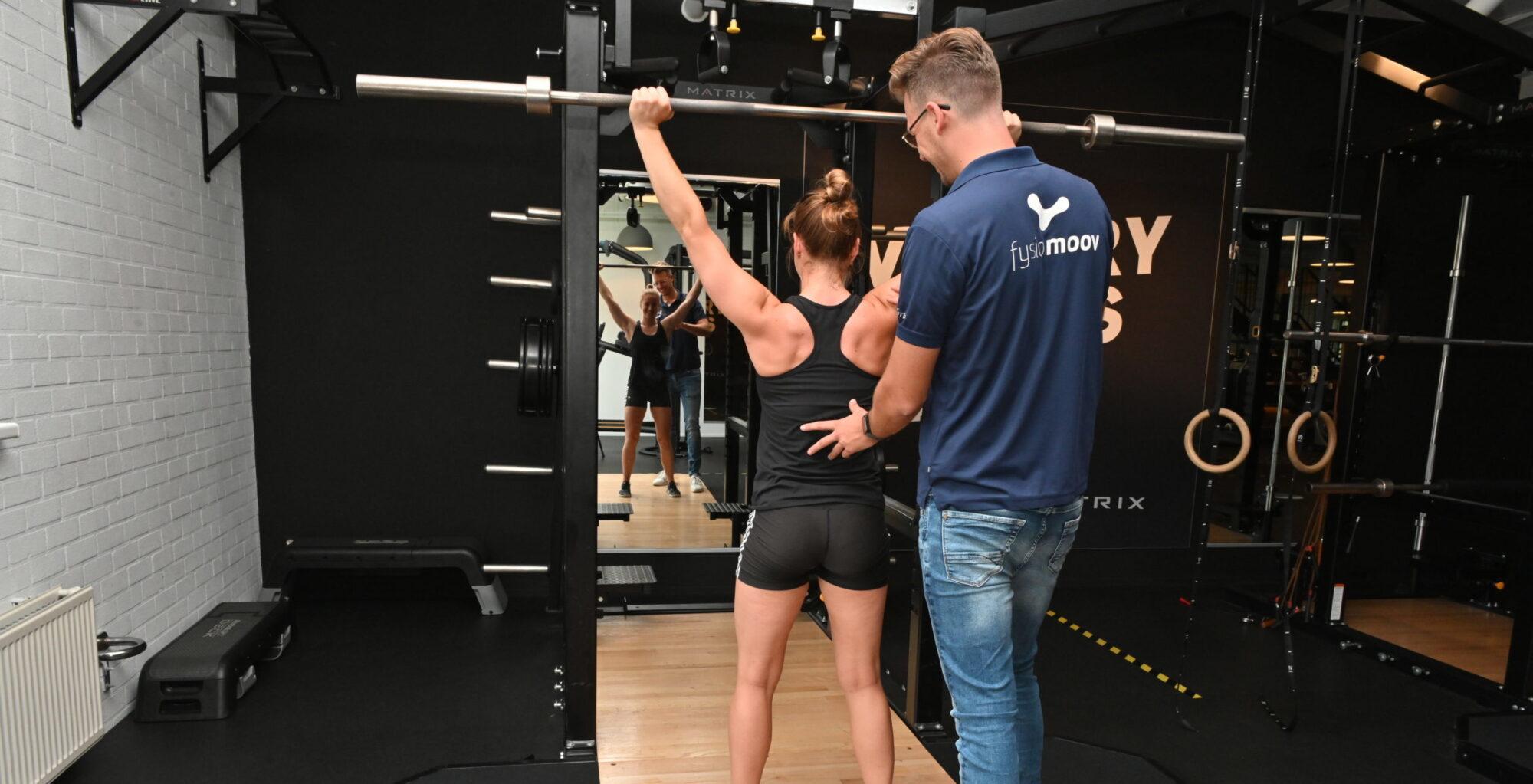 Sportfysiotherapie in Houten en Den Bosch met FysioMoov