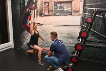 (Top)Sportfysiotherapie & krachttraining