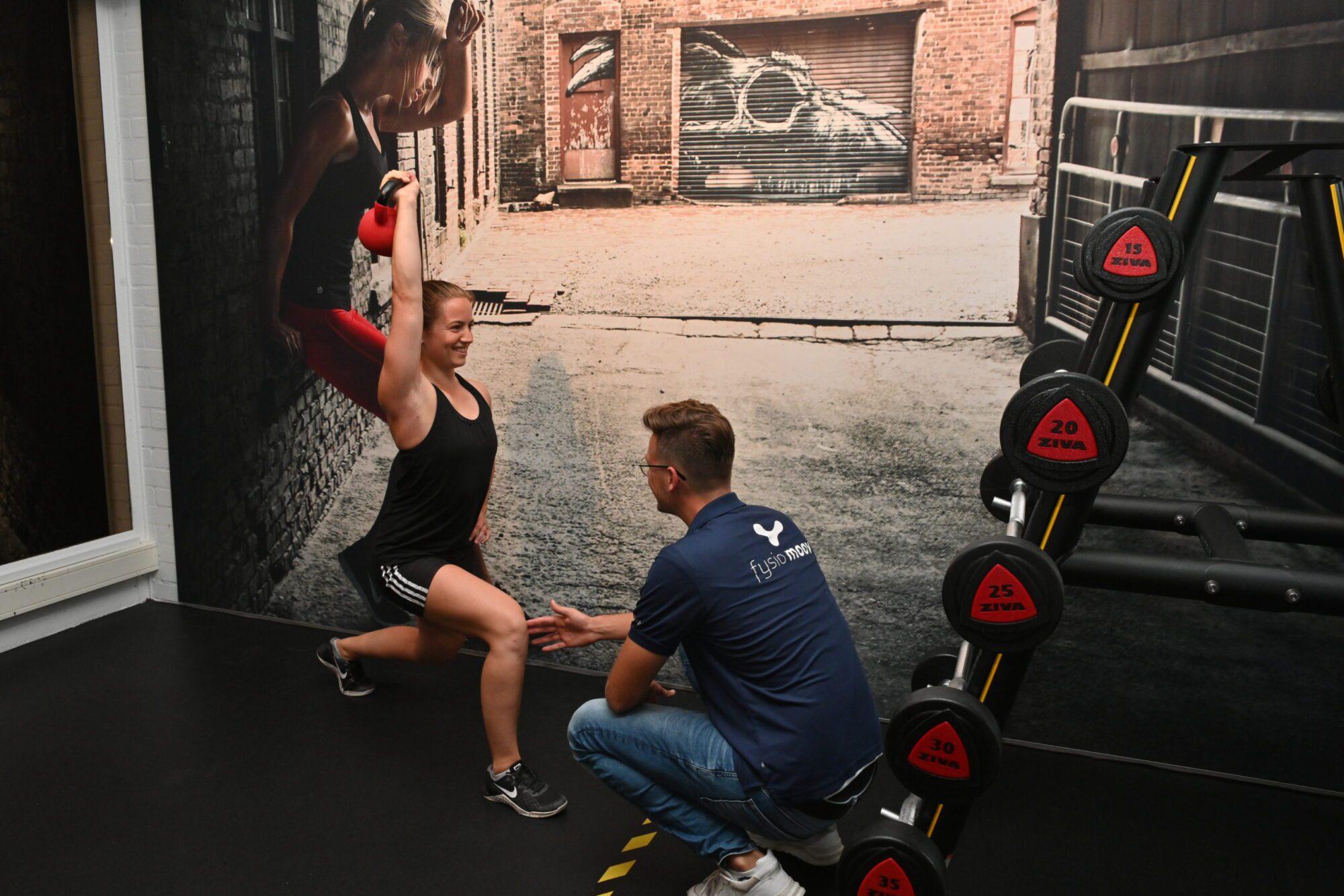 Fysio Moov sportfysiotherapie in Houten en Den Bosch