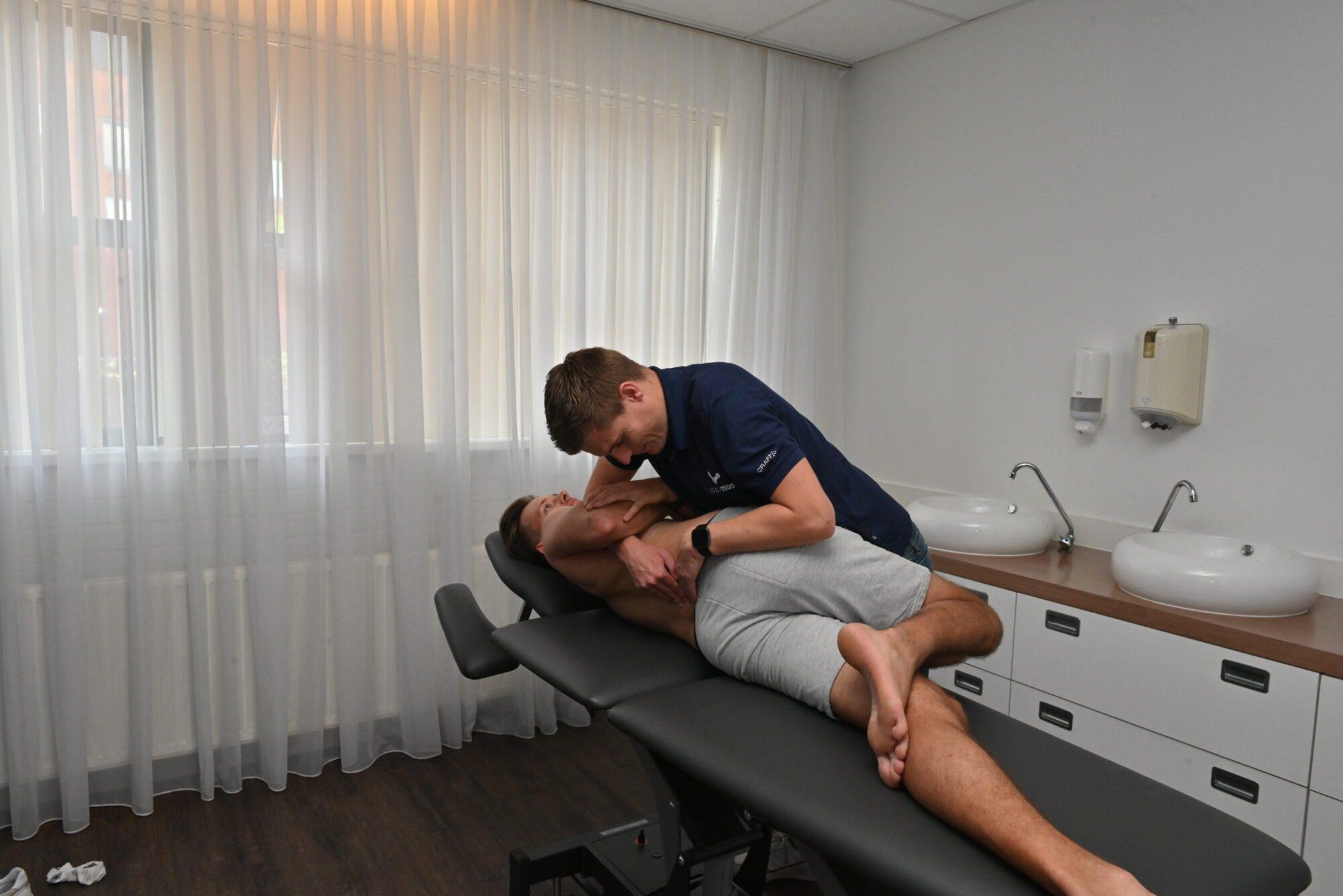 Manuele therapie in Houten en Den Bosch