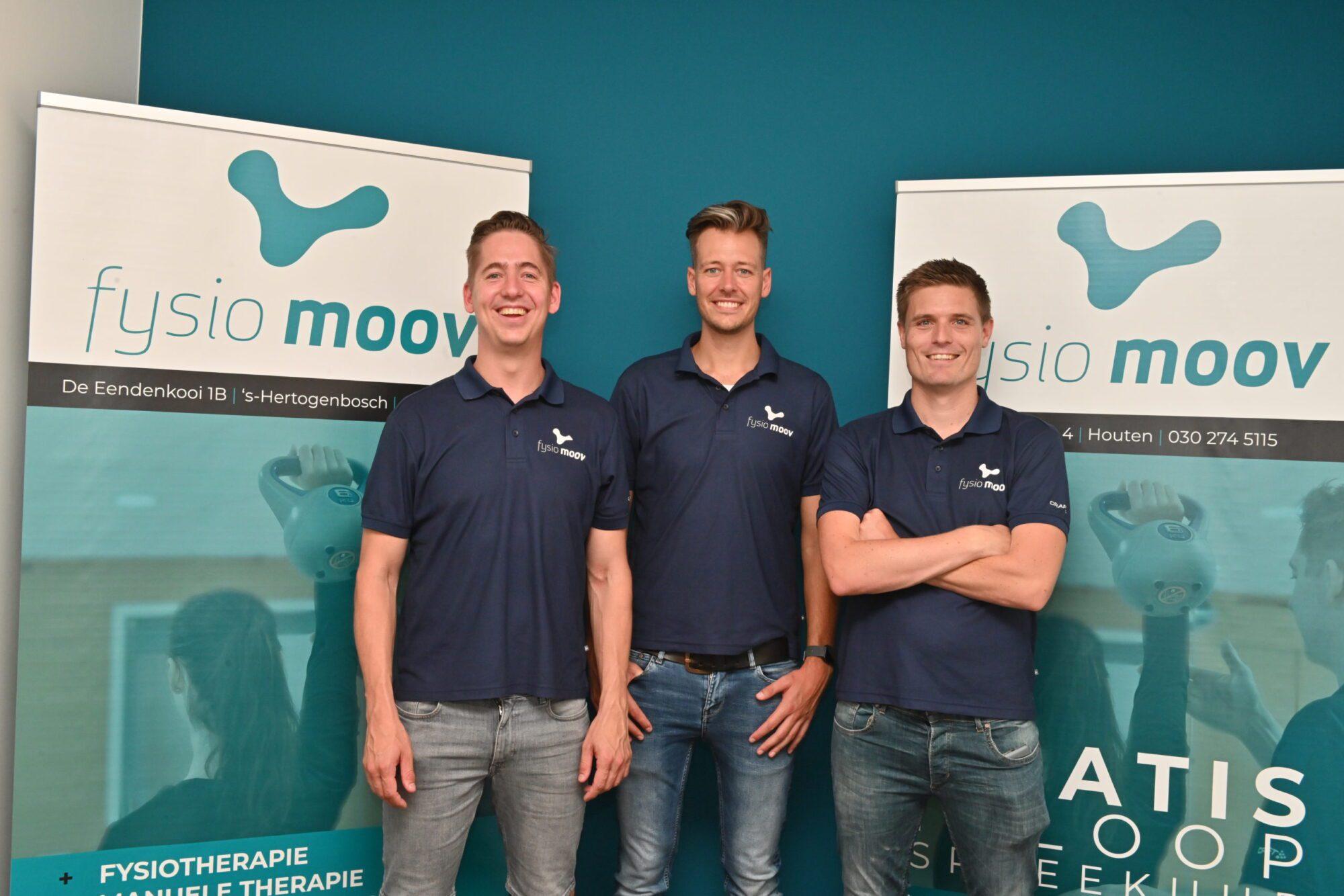 Fysio Moov Fysiotherapie en Manuele therapie in Houten en Den Bosch