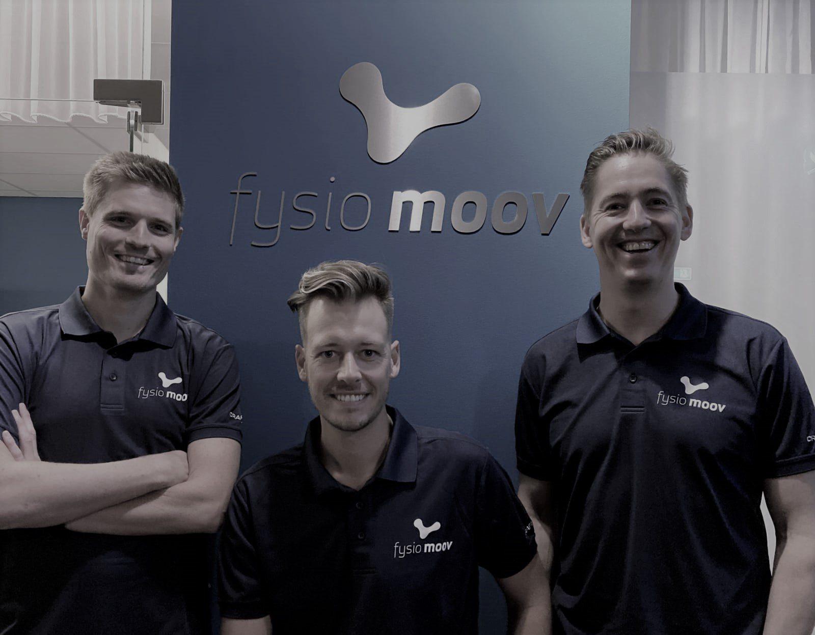 Fysio Moov is een fysiotherapie praktijk in Houten en Den Bosch