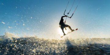 Kitesurfen een risicovolle sport?